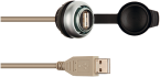 MSDD pass-through USB 3.0 form A, 3.0 m cable extension