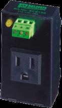 MSVD POWER SOCKET NEMA WITH LED
